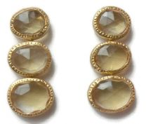 Ellie  Citrine Earrings